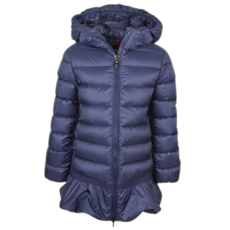 Moncler Girls Navy NEW NADRA Coat