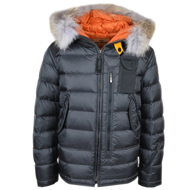 ... parajumpers boys grey skimaster jacket