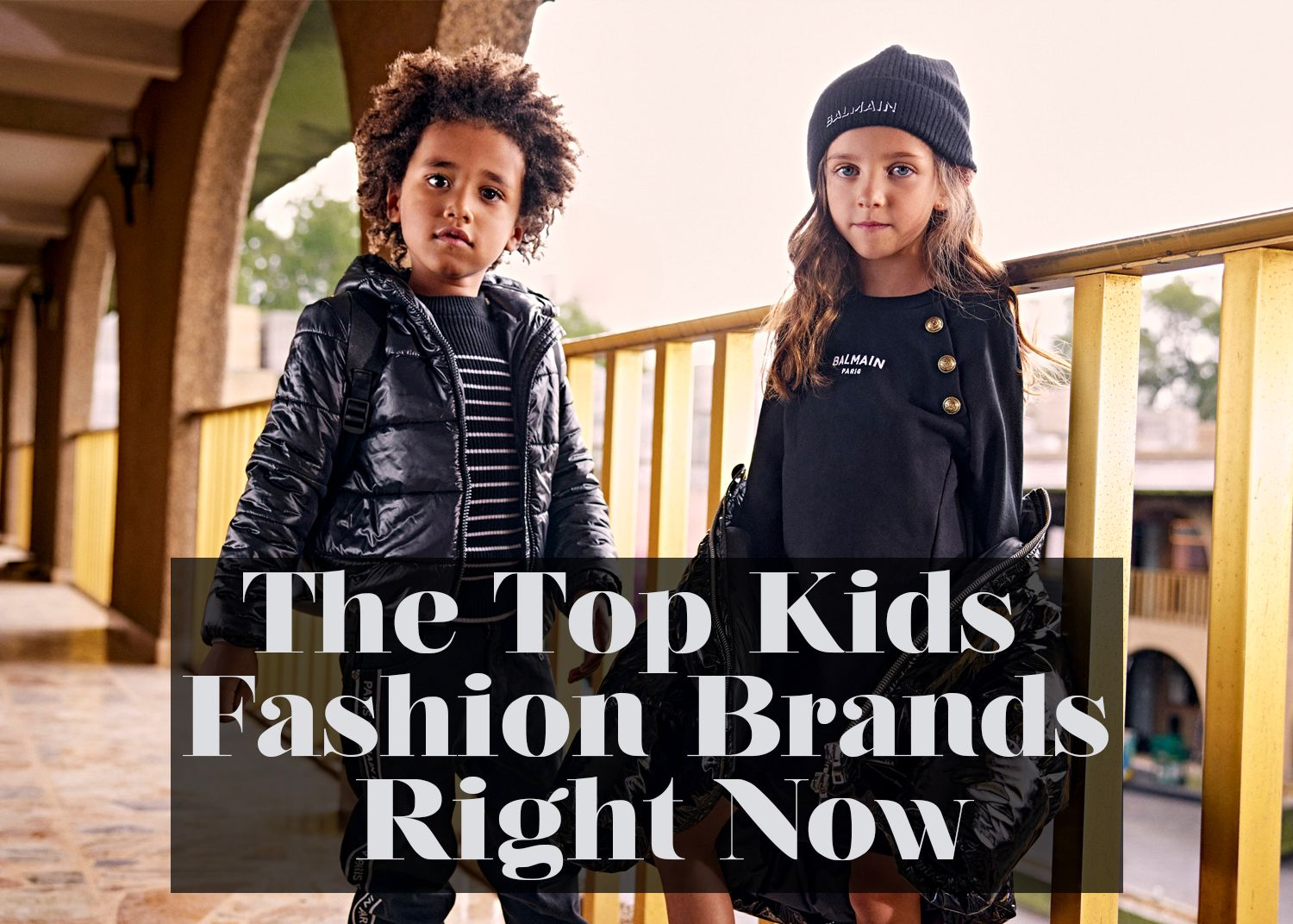 The Top Kids Fashion Right Now!