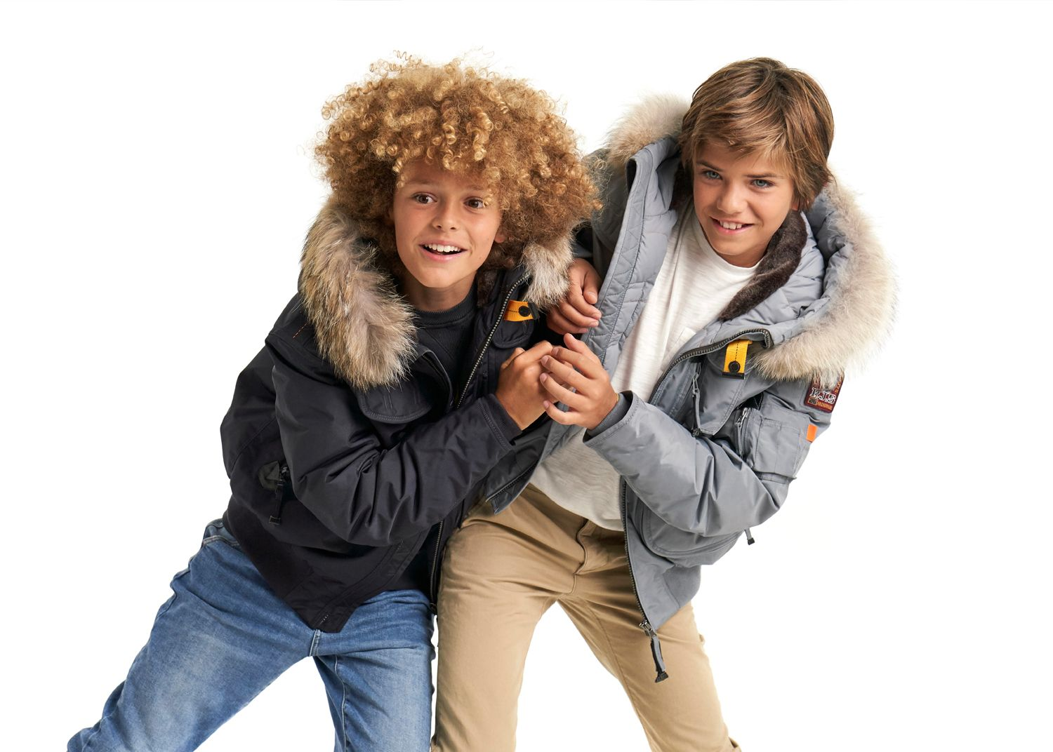 The Essential Boys Coats & Jackets You Need This Season!